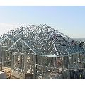 Mild Steel Frame Structure Fabrication Services
