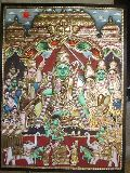 Antique Work Tanjore Paintings