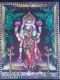 Grah Laxmi Tanjore Painting
