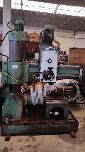Used Bergonzi Radial Drilling Machine