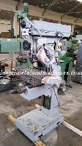 Used FAMUP RAG 40 Vertical Milling & Drilling Machine