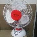 Solar Table FAN 15W 12 inche DC 12V  SHREYA FANS