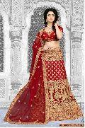 Maroon Collection Bridal Lehenga Choli