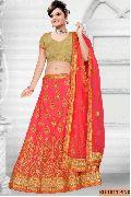 Pink Collection Bridal Lehenga Choli