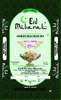 Eid Mubarak Lachkari Kolam Rice