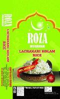 Roza Mubarak Lachkari Kolam Rice
