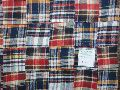 Flannel Patchwork Fabric