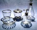 Glass Bathroom Accessories 01