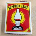 Superior Lamp CB Slim Premium Cardboard Matches