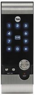 control panel door locks