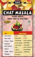 SDS Chat Masala- 100gm