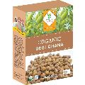 Organic Black/Brown Chick Pea