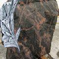Indian Aurora red granite stone