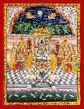 Sharad Purnima Pichwai Painting services