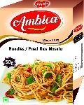 Noodles & Fried Rice Masala