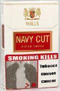 Navy Cut Cigarettes