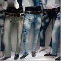 Mens Low Waist Narrow Fit Jeans