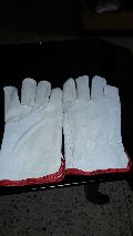 Head gloves leather