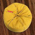 Daffodil organic cotton khadi handloom bean bag