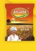 Risshta 100% Whole Wheat Chakki Fresh Atta