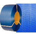 PET Blue Packaging Straps