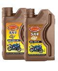 SAE 20W-40 API SL Motorcycle Engine Oil
