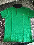 Green Half Sleeve Polo T-Shirt