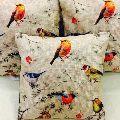Bird Print Cushion Covers