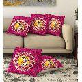 Meerabai Print Cushion Covers