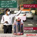 OXYGIZE Portable Pure Oxygen gas Cylinder with mask - Get Fresh Air To Breath