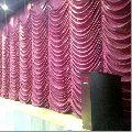 Auditorium Vertical Motorized Stage Curtain