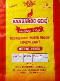 Kangaroo cement paint