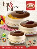 Jayco Plastics Hot & Hot Casserole