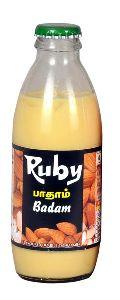Ruby Badam Milk