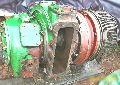 IHI VTR 161 Turbocharger