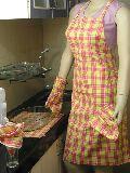 Kitchen Set Textiles