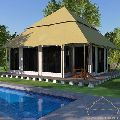 Cottage Tent - The Villa