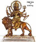 Brass Durga Statue BDS - 05