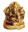 Brass Ganesha Statue GS-02