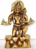 Brass Hanuman Statue BHS-01
