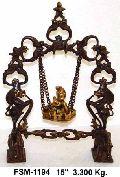 Brass Krishna BK-07