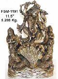 Brass Krishna Statues- Bk- 23