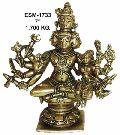 Brass Shiva Statue BSS-09