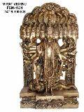 Brass Vishnu Laxmi BVL-05