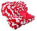 designer fabric bed quilts