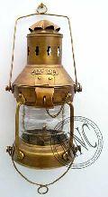 Brass Anchor Lamp