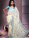 Light Embroidered Saree