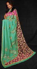 Ladies Embroidered Saree(ESS131_RSS2032)