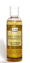 Auravedic Body Toning Massage Oil