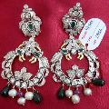 Diamond Polki Earrings (1044)